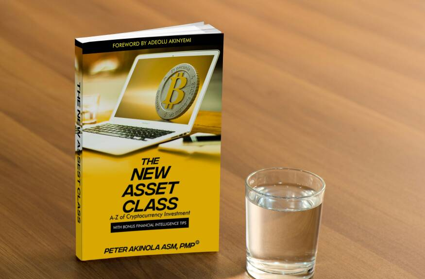 Book Cover: THE NEW ASSET CLASS. A-Z of Cryptocurrency Investment.
